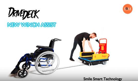 Drivedeck – Winch Assist
